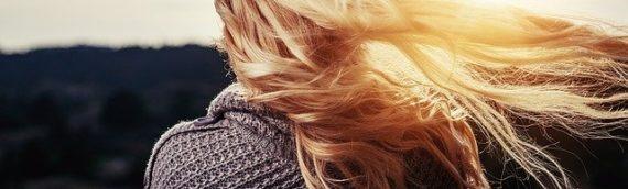 Des cheveux brillants de santé