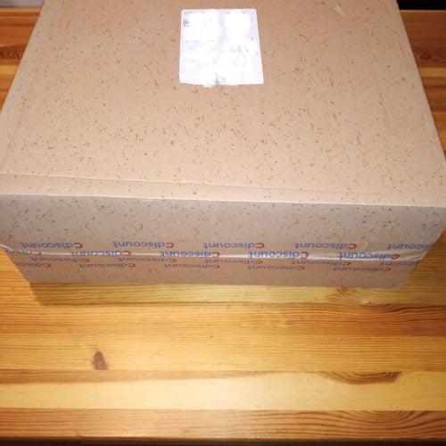 Carton Cdiscount PS5 Playstation