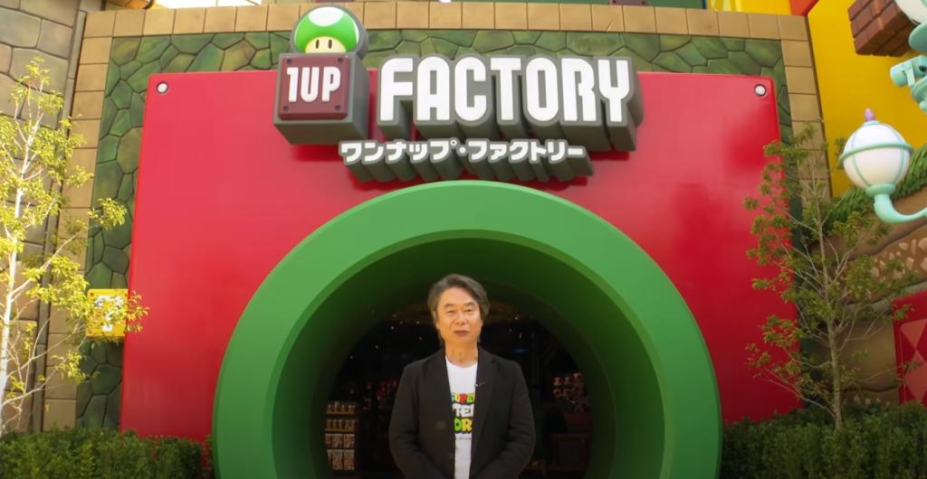 Boutique Super Nontendo World Japon