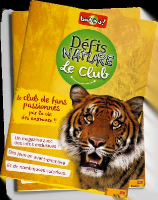 Magazine Défis Nature