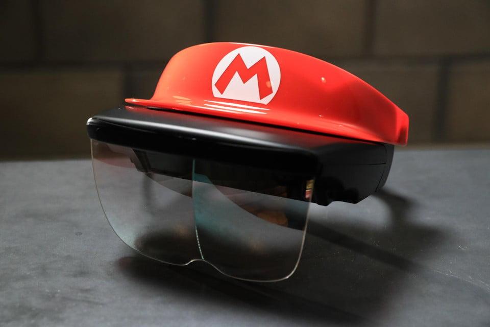 Casque de réalité virtuel Super Nintendo